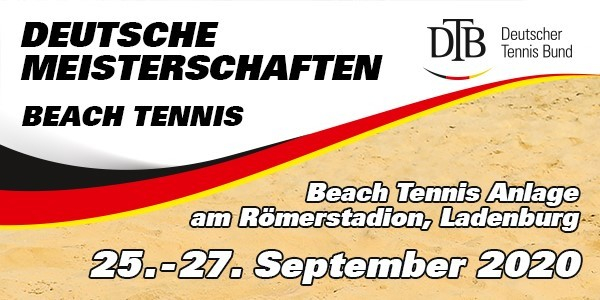 Beach Tennis DM 2020