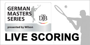 German Masters Series Livescore