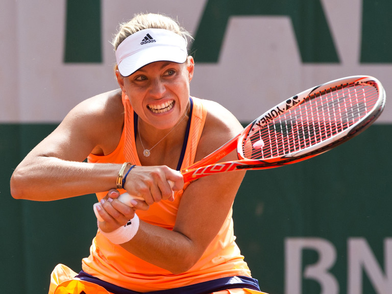 2015 Angelique Kerber_French Open 2