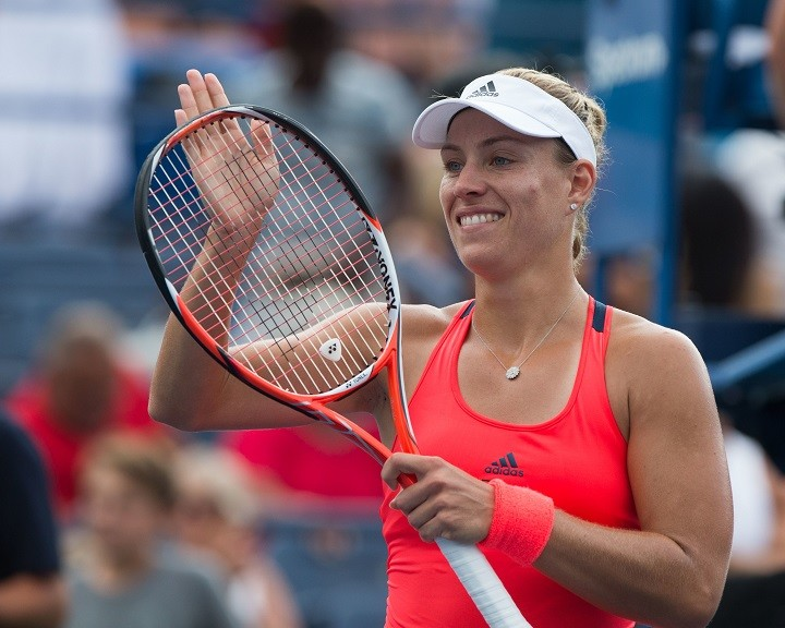 2016 Angelique Kerber US Open