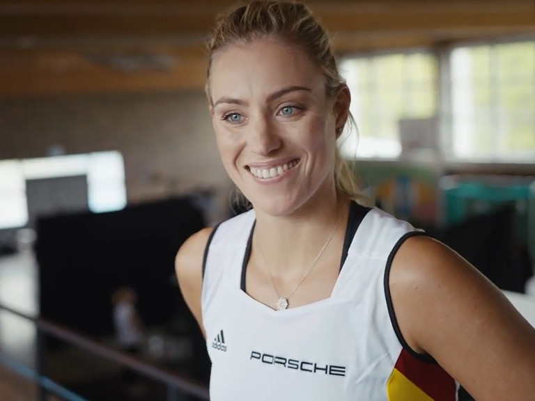 2017 Angelique Kerber Shooting