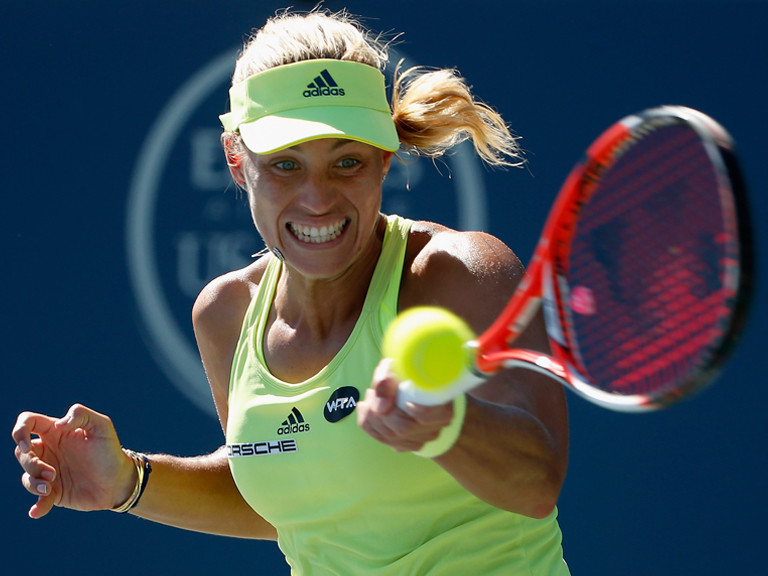 Angelique Kerber_Stanford