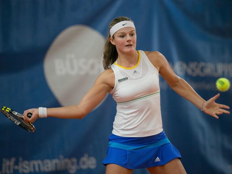 Finale F 252 R Anna Zaja In Stuttgart Vaihingen Deutscher