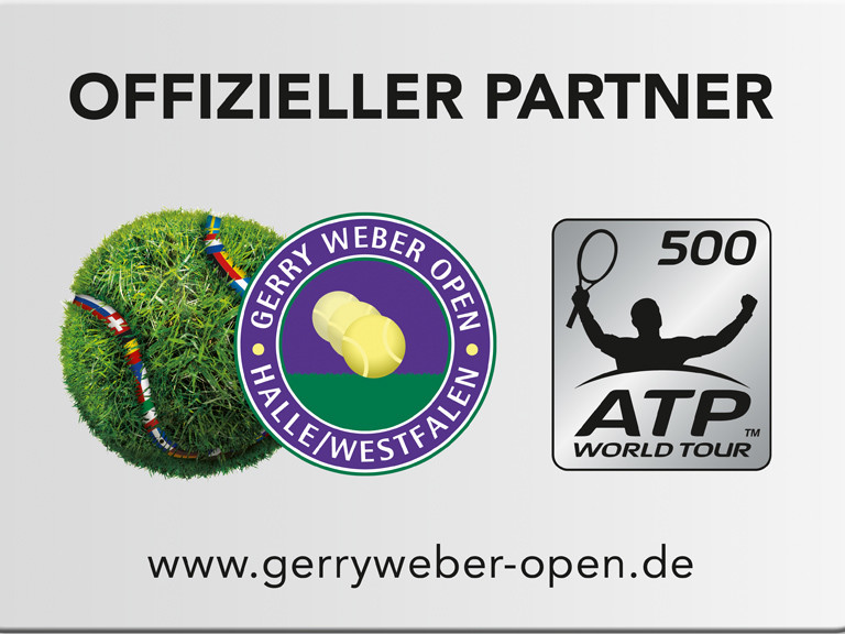 Gerry Weber Open Partner Logo