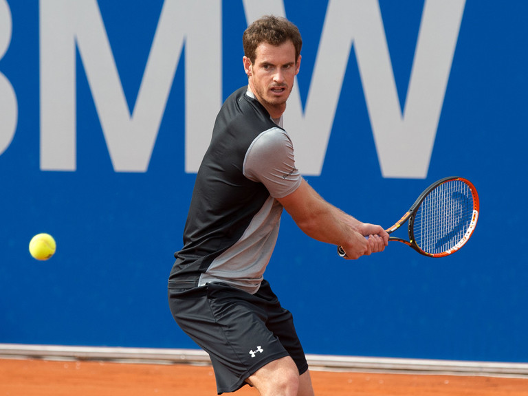 2015 BMW Open Andy Murray