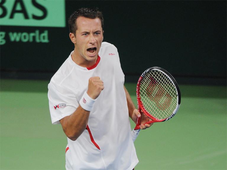 Deutsches Davis Cup Team Zu Hause Gegen Spanien Deutscher Tennis Bund
