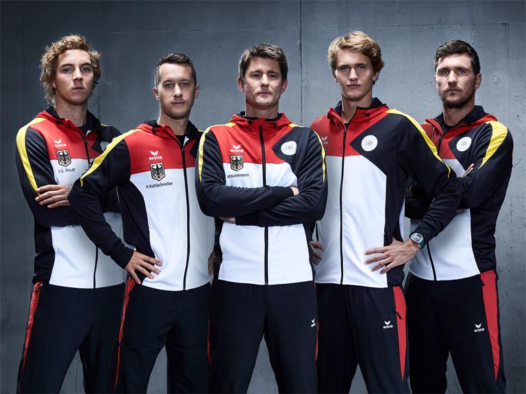 Davis Cup Deutschland Frankreich