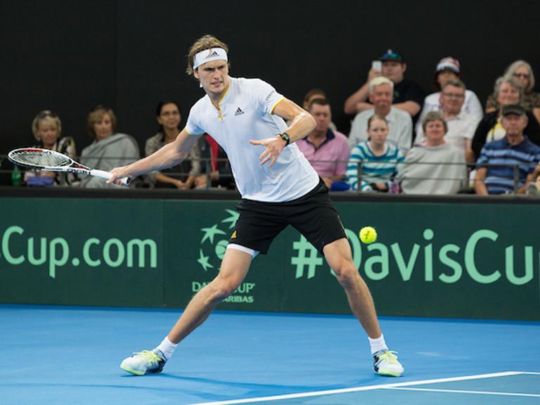 Davis Cup Deutschland Im Viertelfinale Gegen Spanien Wtv Der