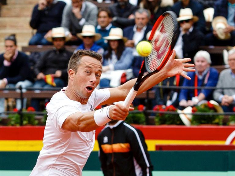 Davis Cup Deutschland Unterliegt Spanien Mit 23 Deutscher Tennis