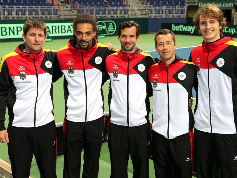 Tennis Davis Cup Hannover