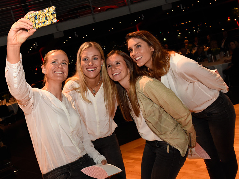 Fed Cup-Teamdinner