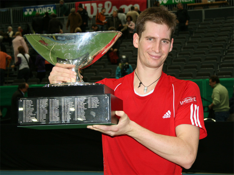 2008_Deutscher Meister_Florian Mayer