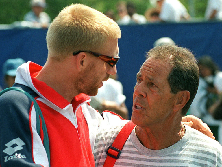 Boris Becker_Bollettieri