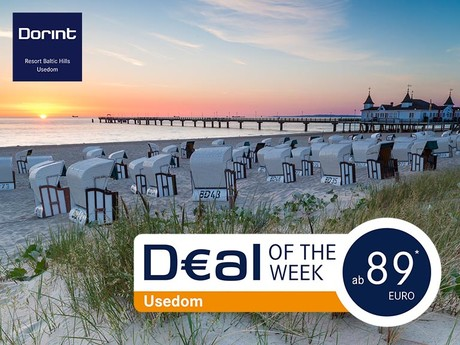 2019-Dorint Deal of the Week-Usedom