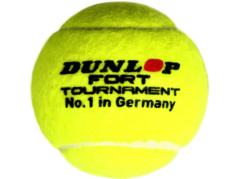 601131 Dunlop Fort Tournament Einzelball-768