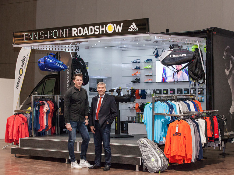 2017 Tennis-Point Roadshow-Mobil