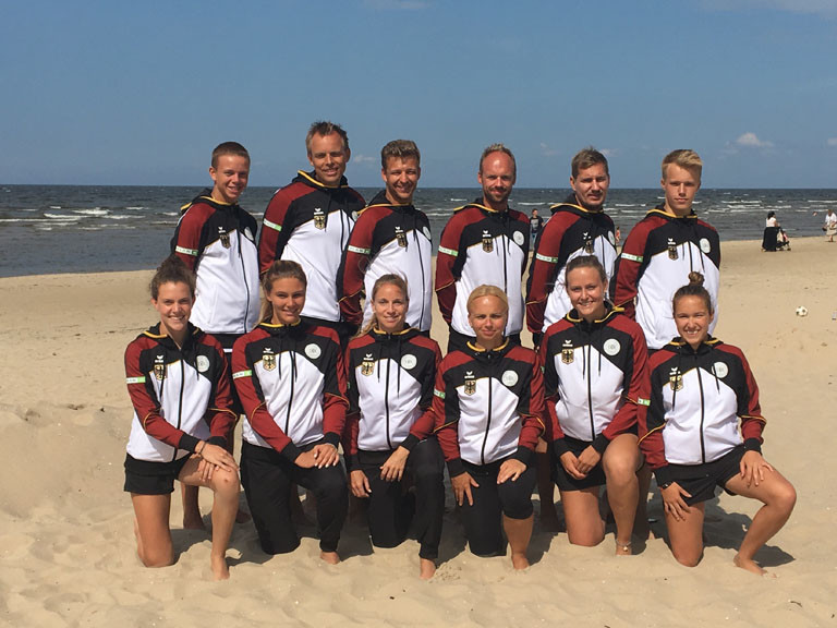 Nationalteam 2018_Gruppenfoto Jurmala