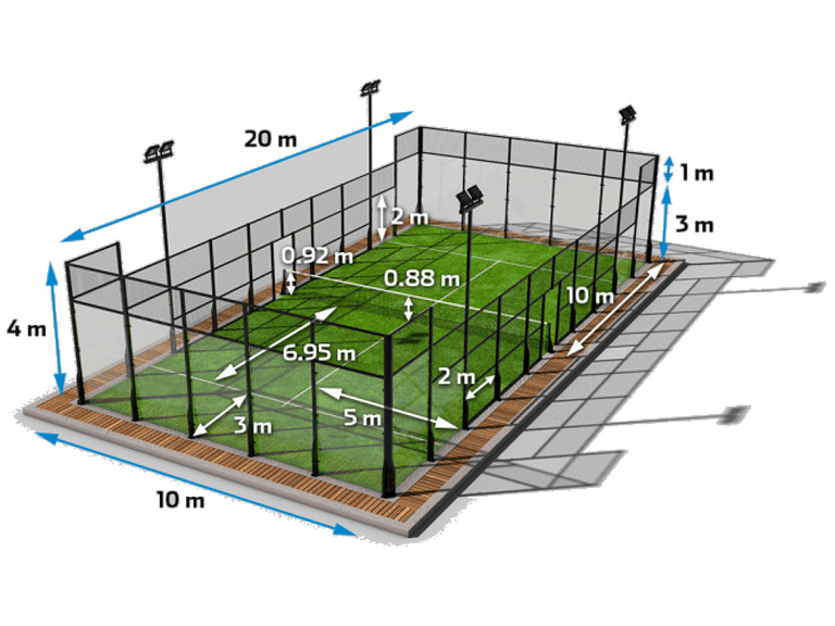 Padel Tennis Regeln