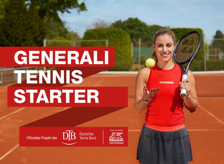 Generali Tennis Starter-Angie