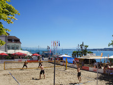 Bodensee-Therme Beachtennis Cup