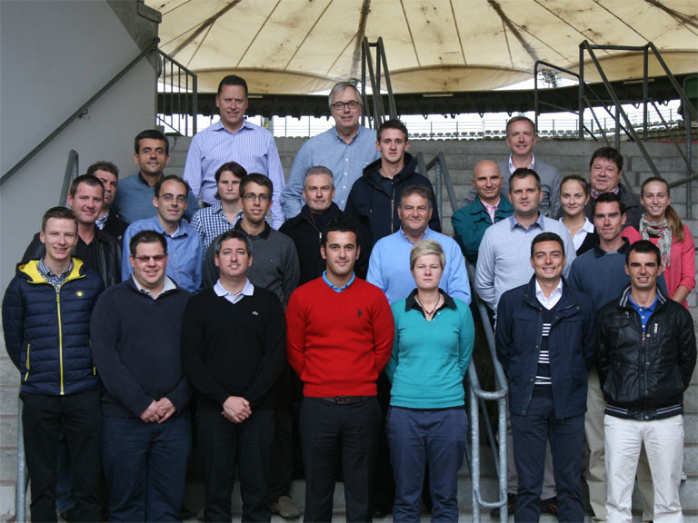 2014-10_ITF Level 3 Officiating Schule