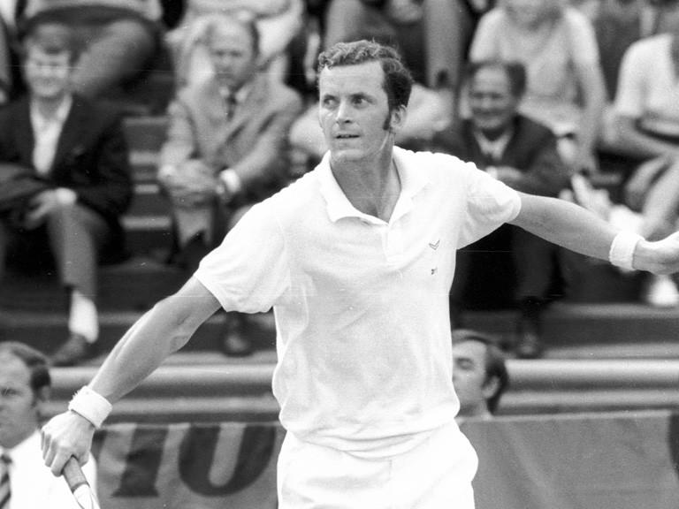 Wilhelm Bungert: Ein Wimbledon-Finalist wird 80 - Deutscher Tennis Bund