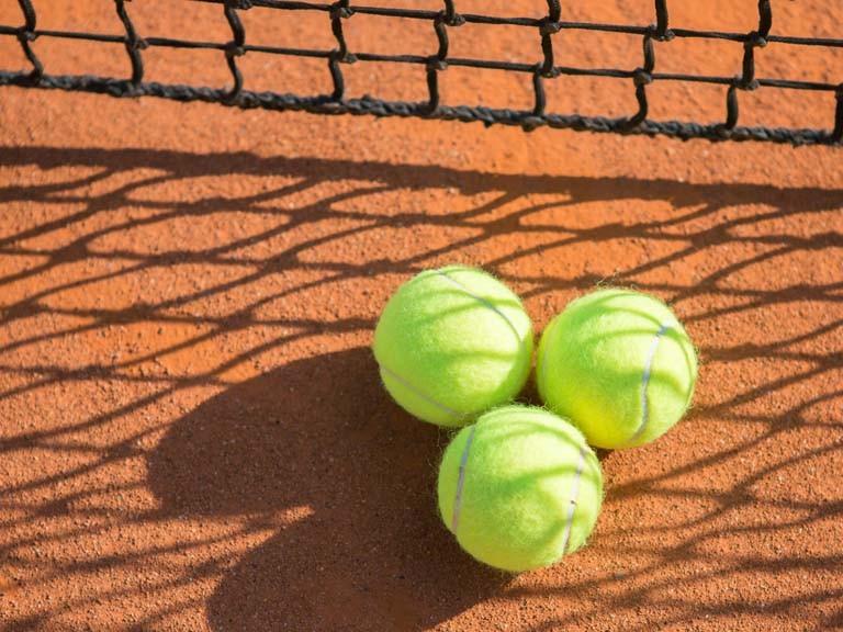 Tennismotiv