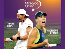 United Charity Mallorca Open Haas Kerber
