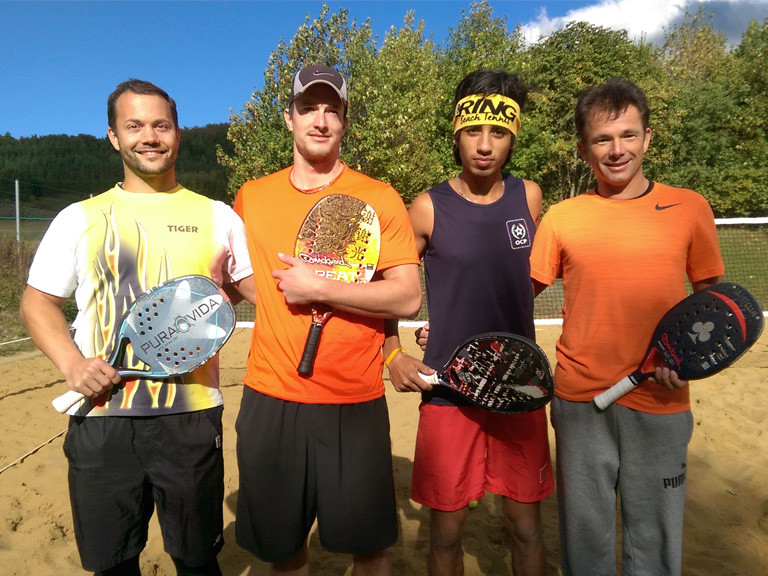 13. Burladinger Beach Tennis Open