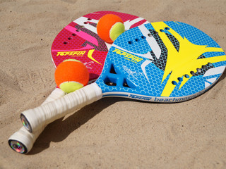 Was ist Beach Tennis?