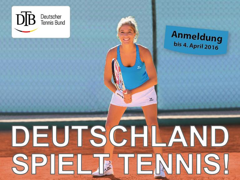 Deutschland spielt Tennis! 2016