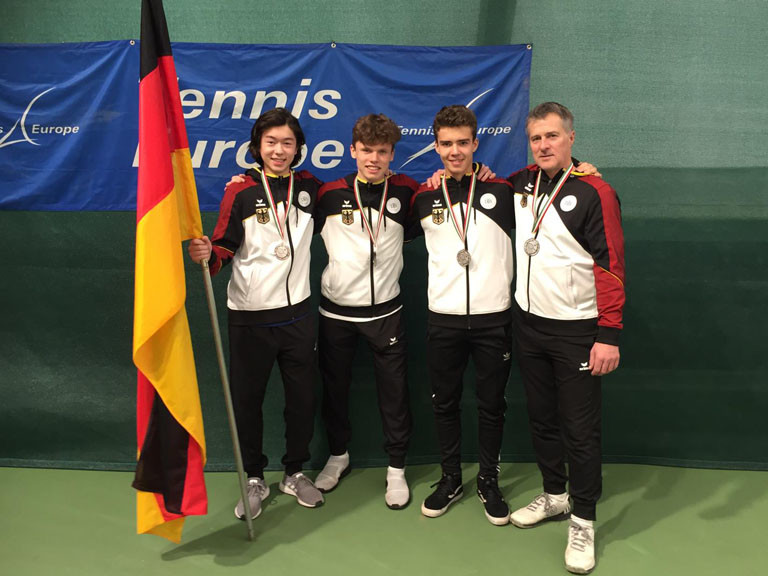 Winter Cups 2019: Drei Teams in Finalrunde - Deutscher ...
